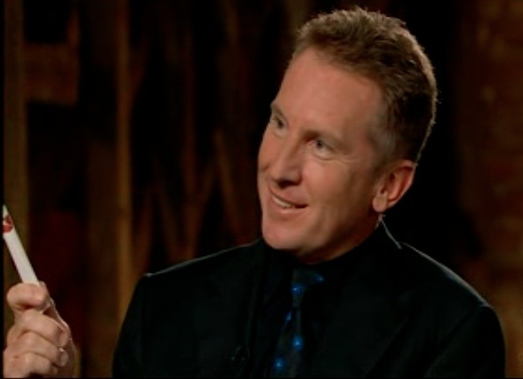Peter Higgins on Dragons Den TV show (Australia)