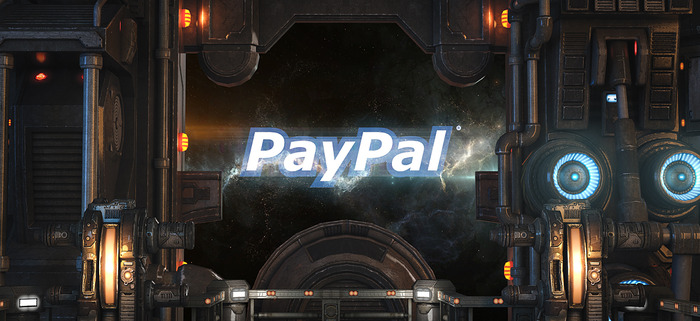 Pledge with Paypal!
