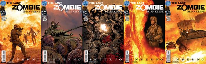 The Last Zombie: Inferno