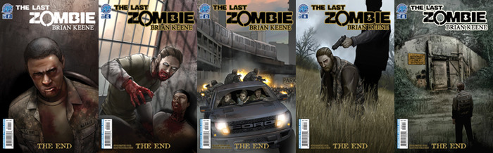 The Last Zombie: The End