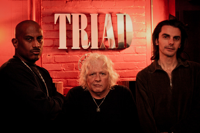 Divine, Tony Ricci & Phil Greene (TRIAD Normandy Sound)