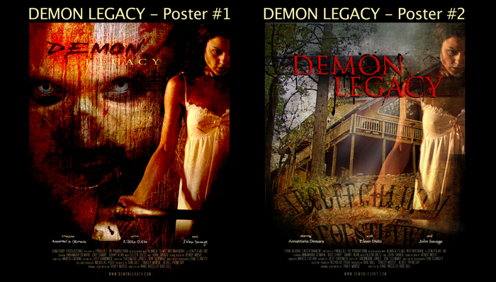 Qủy Nhập - Demon Legacy