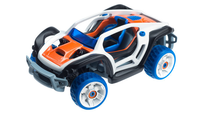 "Prototype of Modarri ""X1"" Dirt Car ((click here to see production colors)"