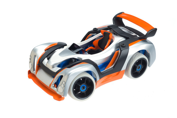 "Prototype of Modarri ""T1"" Track Car ((click here to see production colors)"