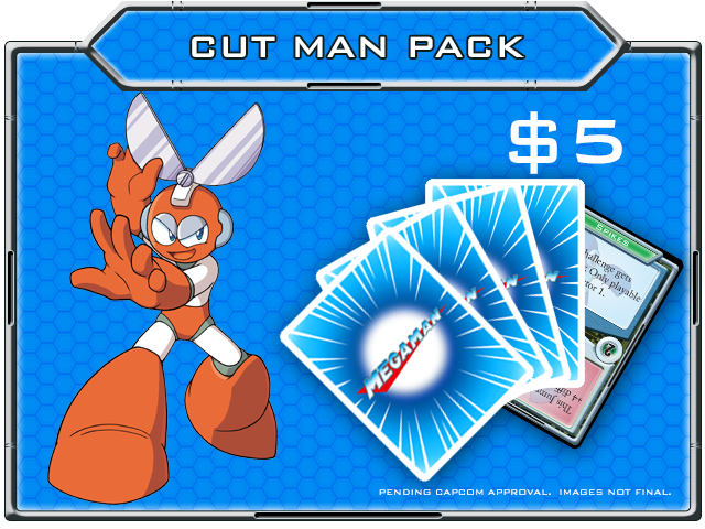 "North America Only. International backers may purchase card packs by pledging for the ""Boss Card Pack"" instead"