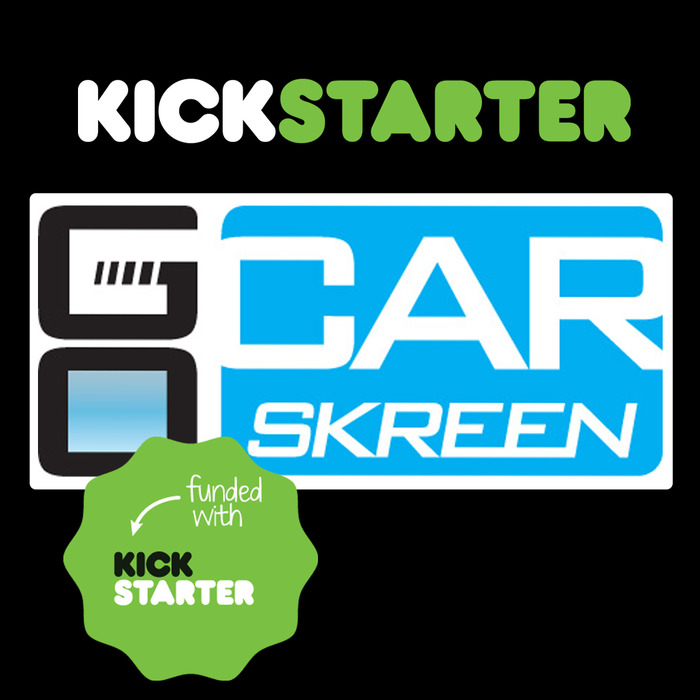 Dash Pad: Replaces CarSkreen Dash Pad in all of the CarSkreen Kickstarter Edition Rewards