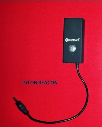 The Beacon comes premade from our supplier and just plugs in to any 3.5 mm audio jack