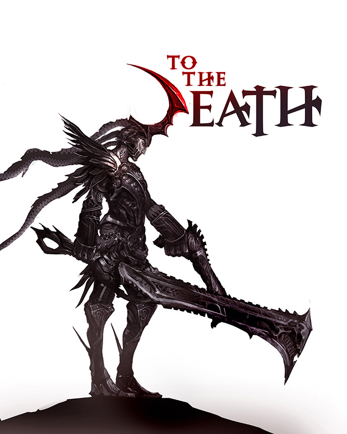 To the Death Kickstarter From the developers of God of War and Call of Duty