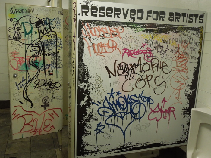 The Garage Bathroom, Cambridge, MA