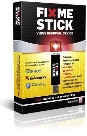We launched the FixMeStick virus removal device for PCs in 2012.