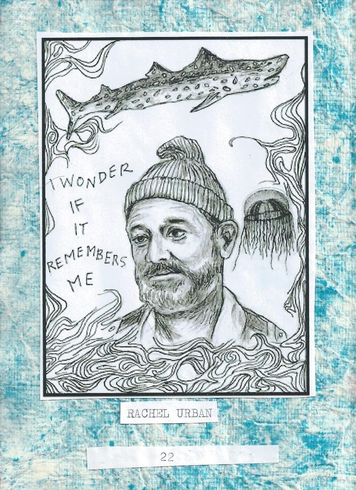 Wes Anderson FanArt by Rachel Urban