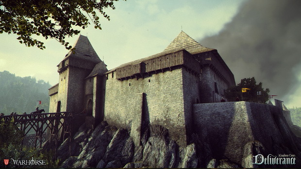 Kingdom Come: Deliverance RPG hits Kickstarter with dungeons and no dragons
