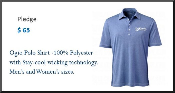 Made of high-quality, moisture wicking materials, this OGIO sport shirt will bring you long-lasting comfort.