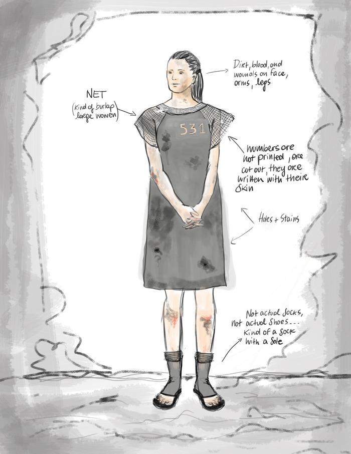 Costume Sketch 1