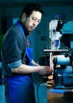 Kendall Chow. Machinist.