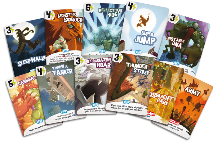 King of Tokyo Promo Pack