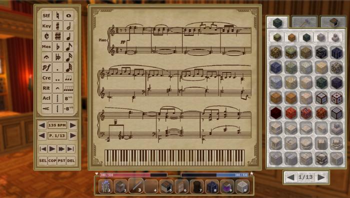 Midi-composition suite
