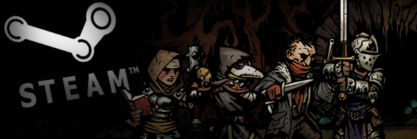Darkest Dungeon will be distributed on Steam! We are also looking into other awesome distribution partners and DRM-free options, too. We'll keep you posted.