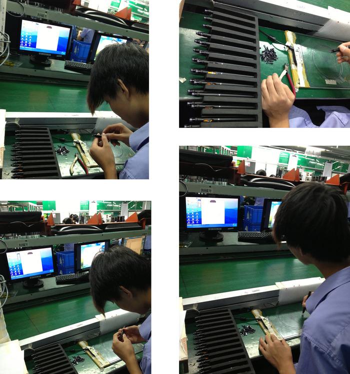 Pen Prototype Assembly