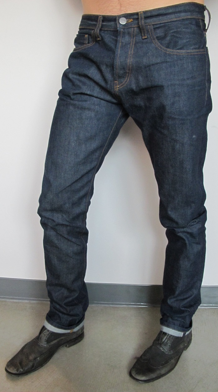 Dean Straight Selvage