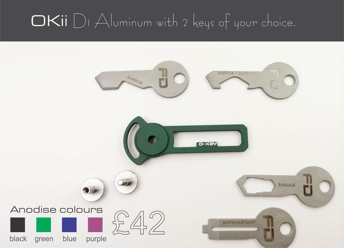 Okii Carry Your Keys In Style With Okii By Linda Xs
