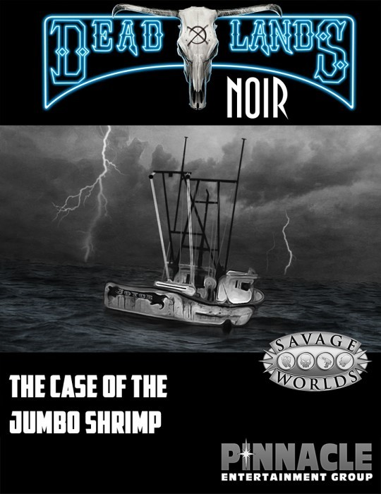 The Case of the Jumbo Shrimp