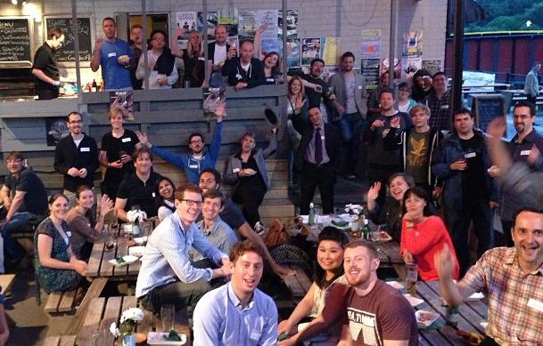 Startup Beers Summer BBQ