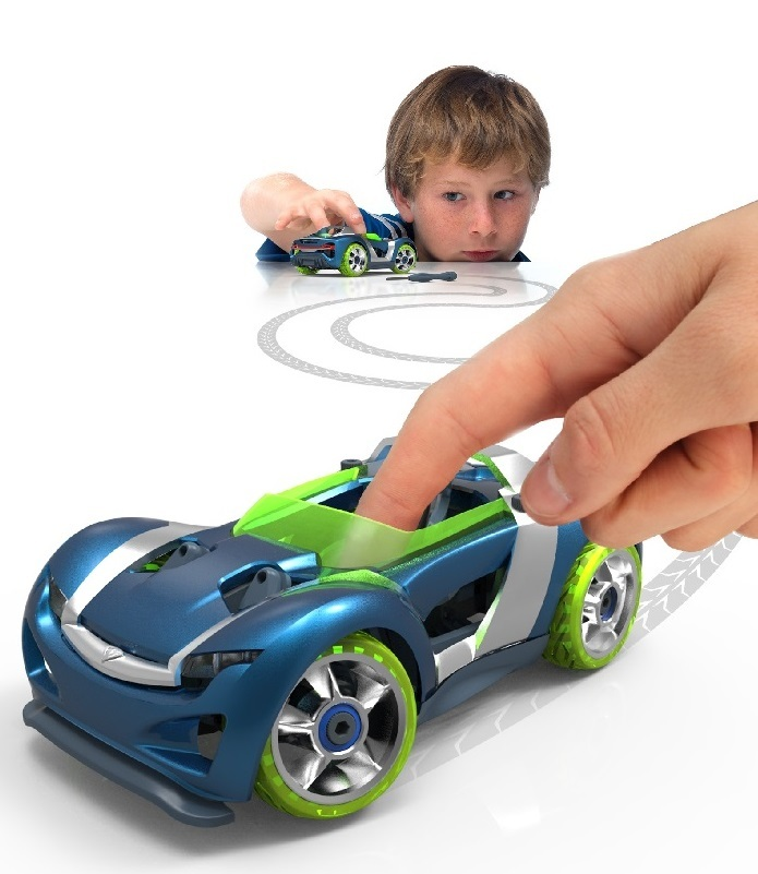Toy Cars With Interchangeable Parts