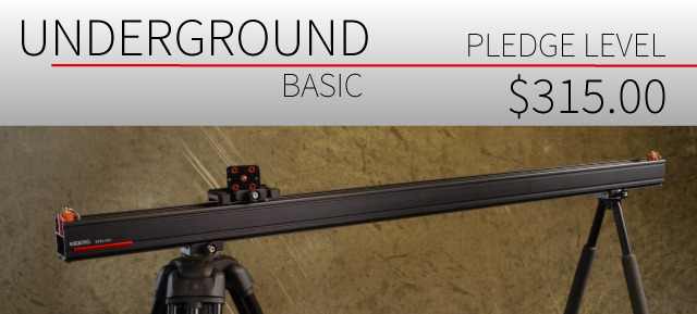 Tripod and bipod are not included
