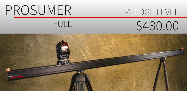 Tripod, head and bipod are not included