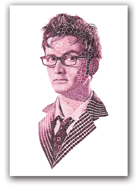 """By Any Other Name"" Doctor Who Rose print"
