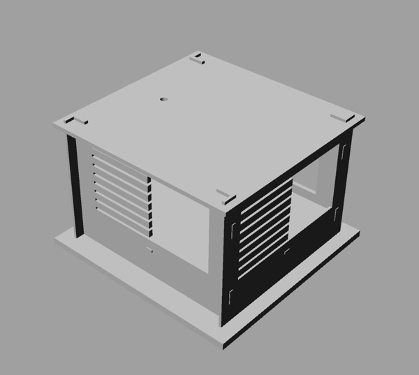 one of first AutoCAD models