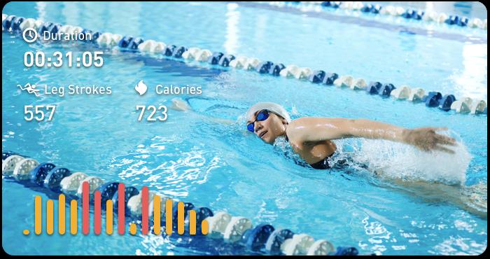 Swimming Stats