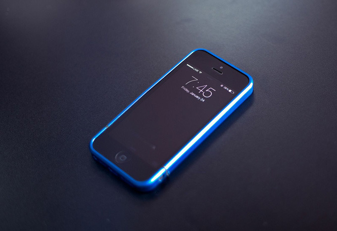 AL13 v2 in Blue Full Signal (WIFI and Network)