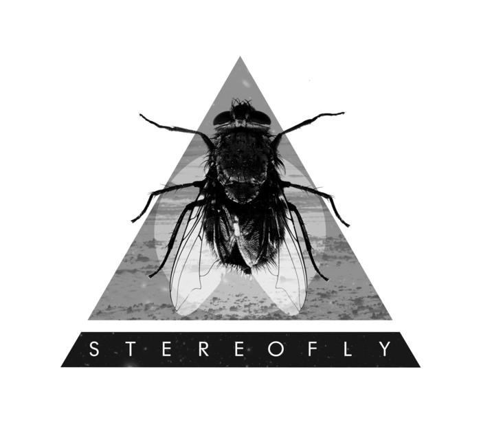 New Stereofly Logo courtesy of Rob Dellenback of Sasquatch City Studios