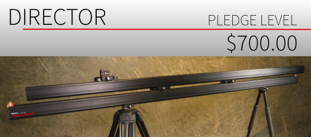 Tripod and bipod not included