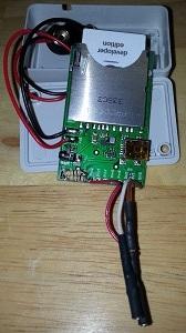 SmartMat Circuit with Electric Imp