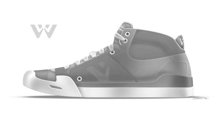 Concept Drawing (grey).  Final color may differ.