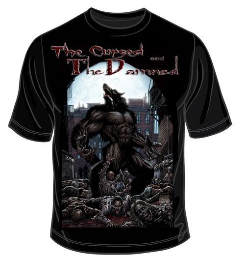Team Werewolf  /  Team Zombie
