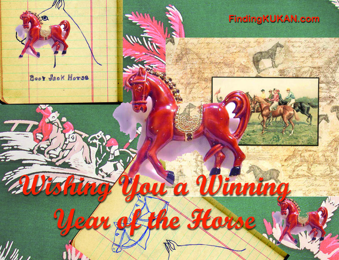 Wishing you all the best in the Year of the Horse