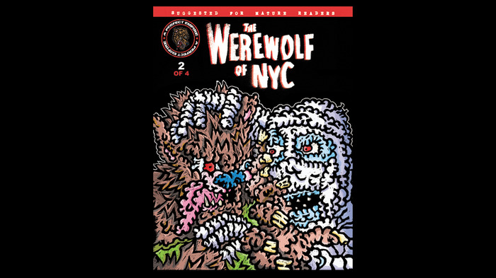 Werewolf of NYC #2