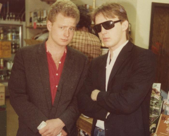 Dos Hombres De Wisco (Steve Marker and Butch Vig)