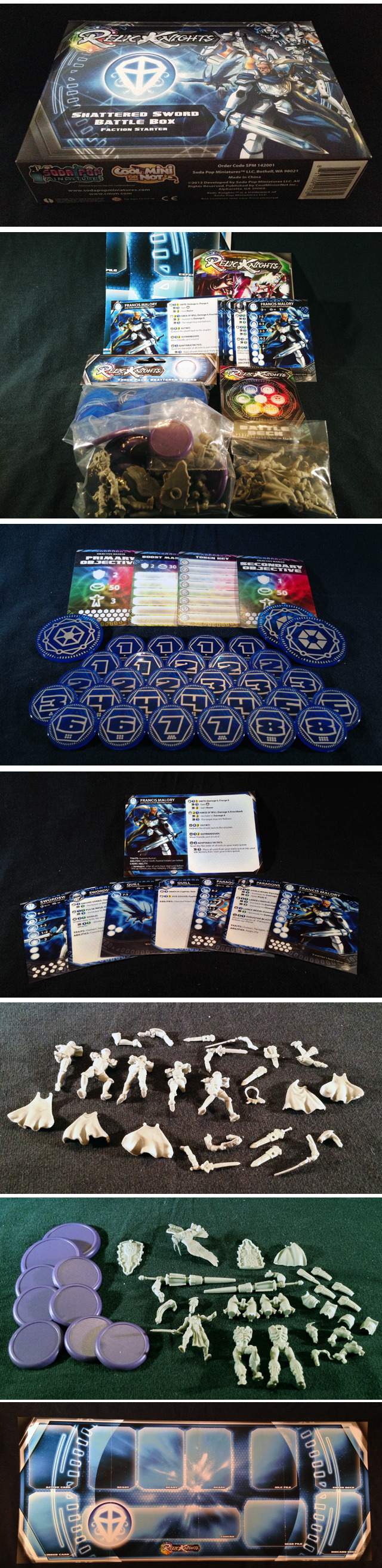 Relic Knights Kickstarter From Soda Pop The Ongoing Update Thread Cerci Speed Circuit Pacer Ebay 2014 02 05 182614