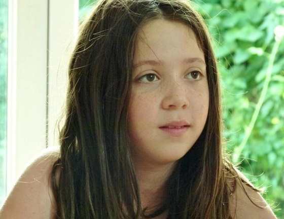 Eden Quine-Taylor is set to play Young Chloe. She's as excited as we are to start filming!