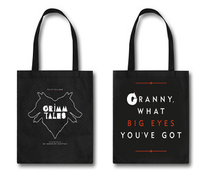 Limited Edition Tote Bag 1 - choose which one you want