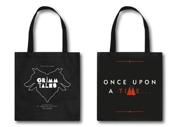 Limited Edition Tote Bag 2 - choose which one you want