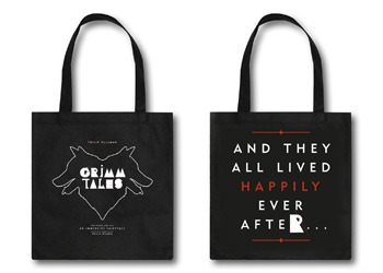 Limited Edition Tote Bag 4 - choose which one you want