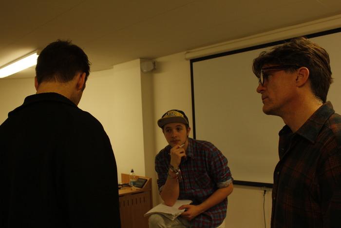 Actor Rehearsals