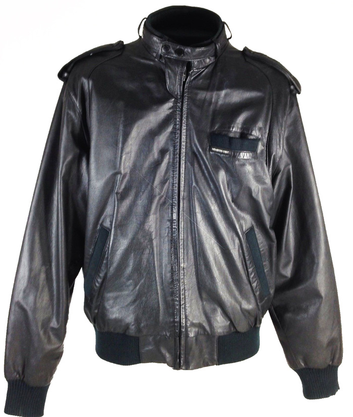 Jack Gibson's Vintage Leather Driving Jacket
