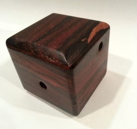 Cocobolo Hidden Maze. (Version 1)